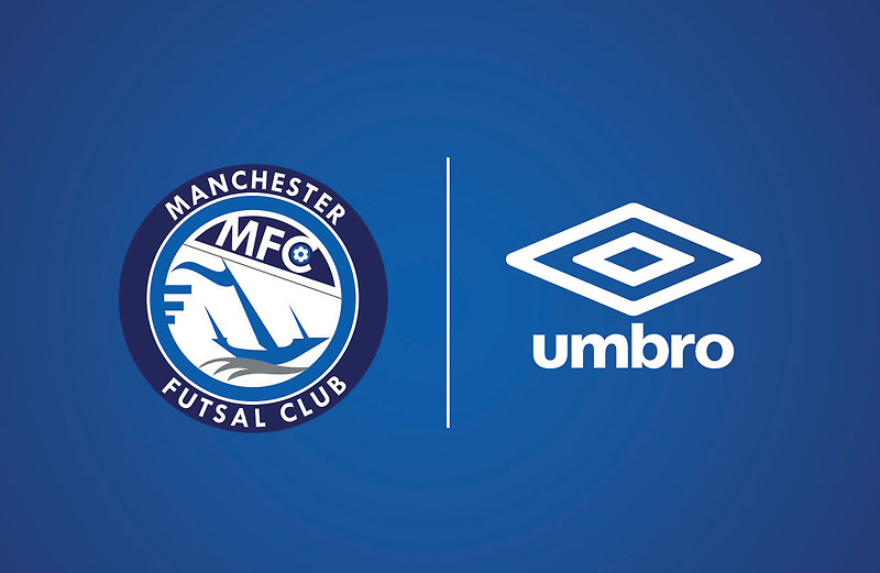 Manchester Futsal Partnership with Umbro